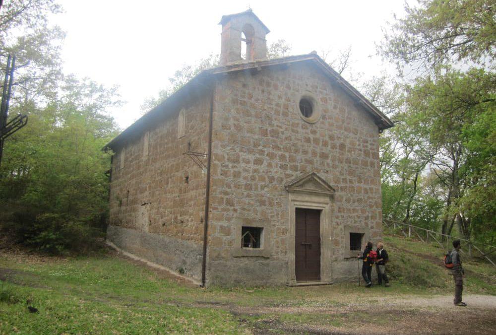 Sentiero CAI n° 125 Vitorchiano Bomarzo