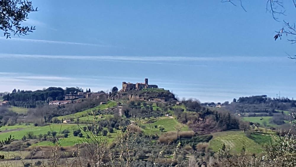 Sentiero CAI n° 166 Sentiero dei Castelli e delle Fiabe da Celleno a Sant'Angelo