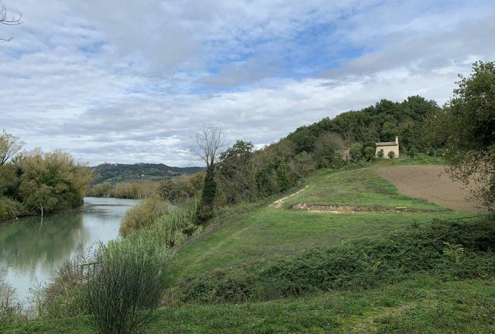 Percorso Orte – Gallese – Vasanello – Castel Bagnolo – Parco S.Marco – Orte